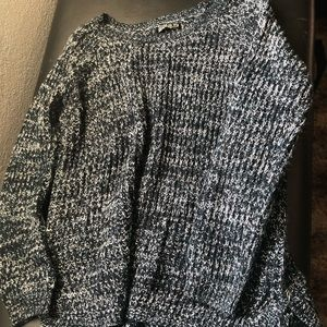 oversized cotton on pullover sweater